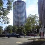 学会会場のCrowne Plaza Hotel