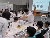 第5回HMTこども科学実験教室